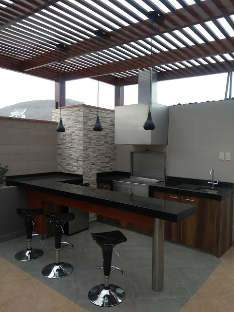 Diseño De Parrillas Diseño De Terrazas Y Parrillas