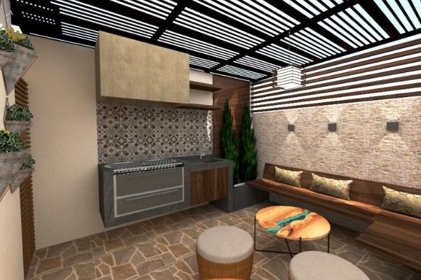 Proyecto Y Planos De Terraza Pequeña Diseño De Terrazas Y