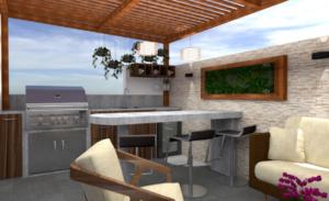Terrazas En Azoteas Diseño De Terrazas Y Parrillas